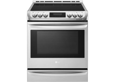 LG - LSE4617ST - Induction Ranges
