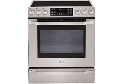 LG - LSES302ST  - Slide-In Electric Ranges