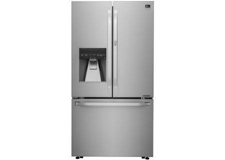 LG STUDIO Stainless Steel French Door Refrigerator - LSFXC2476S