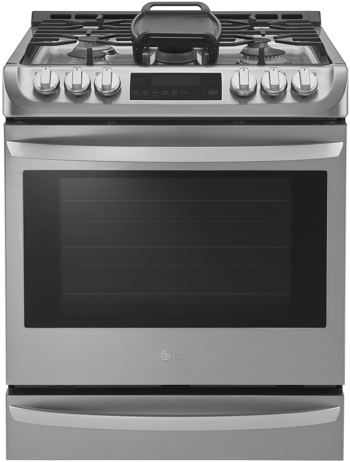 Lg 30 Quot Stainless Steel Slide In Gas Range Lsg4513st