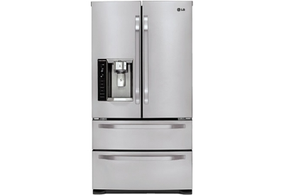LG - LSMX214ST - Counter Depth Refrigerators