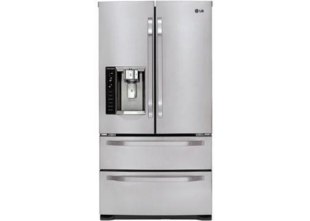 LG - LSMX214ST - Counter Depth Refrigerators