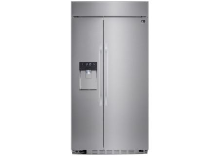 LG - LSSB2692ST - Built-In Side-by-Side Refrigerators