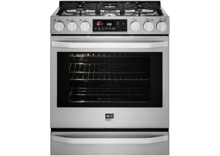 LG - LSSG3016ST - Slide-In Gas Ranges