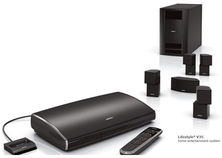 Bose - V35 - Home Theater Systems