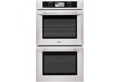 LG - LSWD305ST - Double Wall Ovens