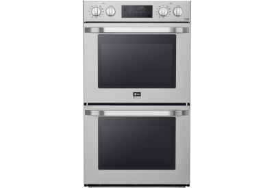 LG - LSWD306ST - Double Wall Ovens