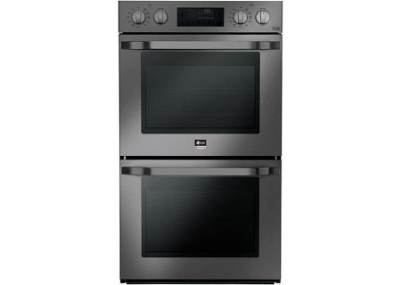 LG - LSWD309BD - Double Wall Ovens