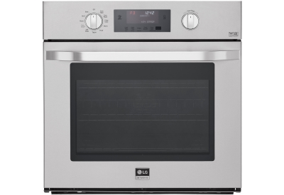 LG - LSWS306ST - Single Wall Ovens