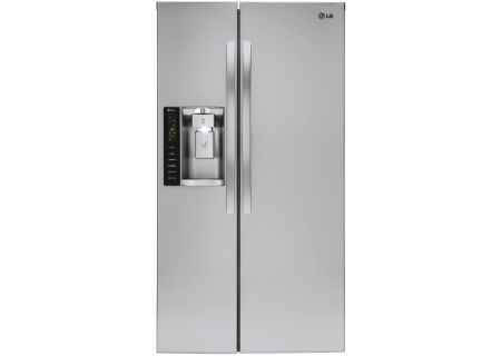 LG - LSXC22436S - Side-by-Side Refrigerators