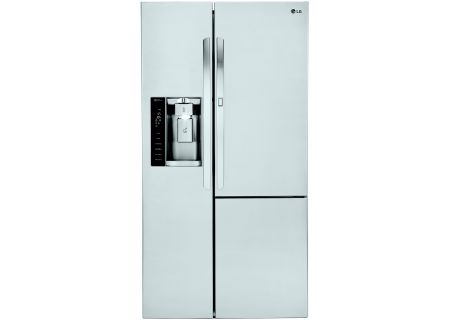 LG - LSXS26386S - Side-by-Side Refrigerators