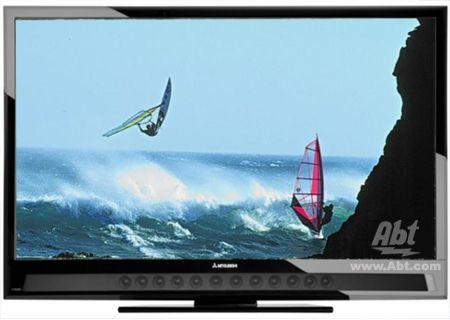 Mitsubishi - LT-55154 - LCD TV