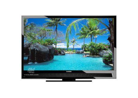 Mitsubishi 55 unisen led black flat panel lcd hdtv lt 55164 abt mitsubishi lt 55164 lcd tv fandeluxe Image collections