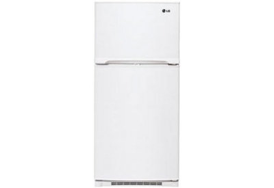 LG - LTC19340SW - Top Freezer Refrigerators