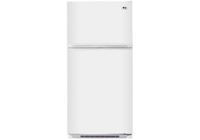 LG - LTC20380SW - Top Freezer Refrigerators