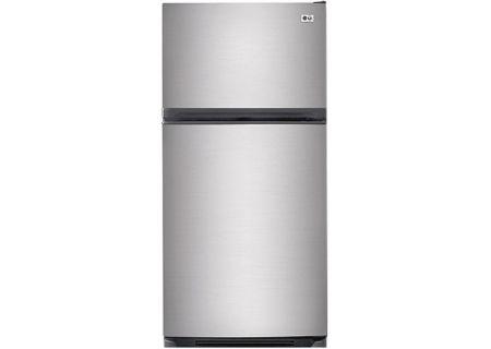 LG - LTC22350ST - Top Freezer Refrigerators
