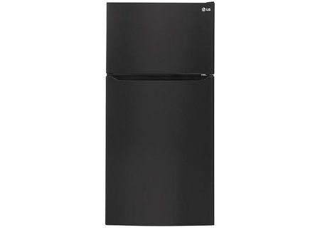 LG - LTCS20220B - Top Freezer Refrigerators