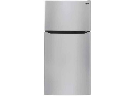 LG Stainless Steel Top Freezer Refrigerator - LTCS20220S