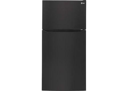 LG - LTCS24223B - Top Freezer Refrigerators