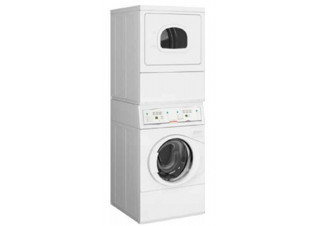 Speed Queen - LTEE5ASP173TW01 - Stacked Washer Dryer Units