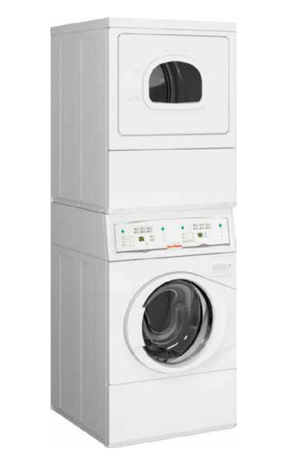 Speed Queen Washer Gas Dryer Combo Ltge5asp113tw01