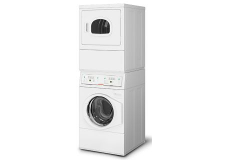 Speed Queen - LTGE5ASP115TW01 - Stacked Washer Dryer Units