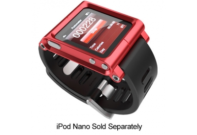 LunaTik - LTRED-004 - iPod Armbands & Lanyards
