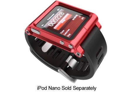 LunaTik - LTRED-004 - iPod Armbands & Lanyards