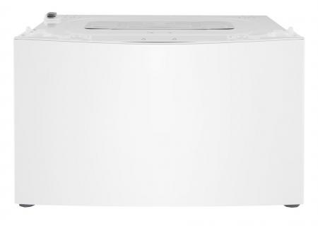 LG - LUWD1CW - Washer & Dryer Pedestals