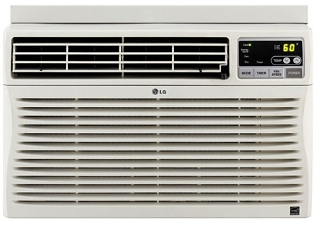 LG - LW8011ER - Window Air Conditioners