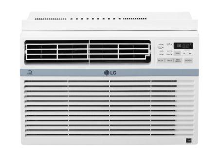 LG 10,000 BTU 12.1 EER 115V Smart Window Air Conditioner - LW1017ERSM