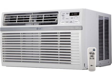 LG 15,000 BTU 11.9 EER 115V Window Air Conditioner - LW1516ER