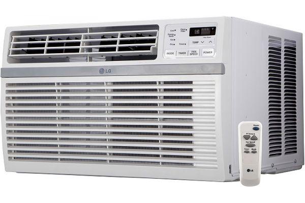 Large image of LG 15,000 BTU 11.9 EER 115V Window Air Conditioner - LW1516ER