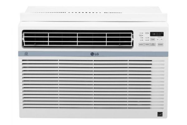 Large image of LG 8,000 BTU 12.1 EER 115V Smart Window Air Conditioner - LW8017ERSM