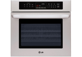 LG - LWS3010ST - Built-In Single Electric Ovens