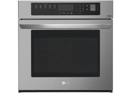 LG - LWS3063BD - Single Wall Ovens