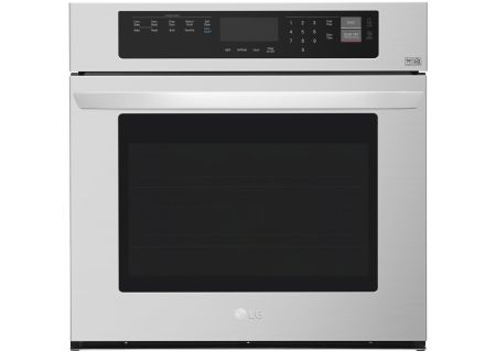 LG - LWS3063ST - Single Wall Ovens