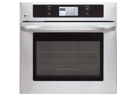 LG - LWS3081ST - Single Wall Ovens