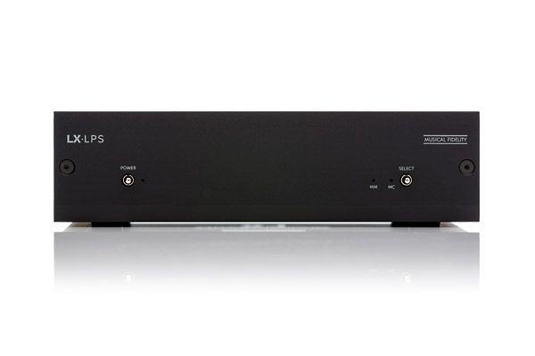 Large image of Musical Fidelity LX-LPS Phono Stage Preamplifier - MUFILXLPSBK
