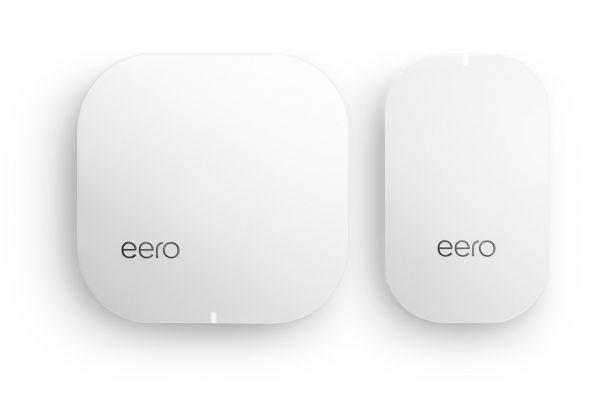eero Home Mesh WiFi System ( 1 eero + 1 eero Beacon) 2nd Generation - M010201