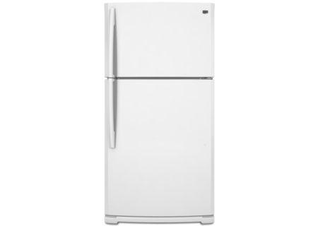 Maytag - M1BXXGMYW - Top Freezer Refrigerators