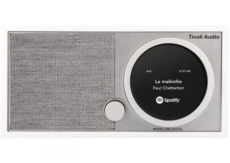 Tivoli Audio - M1DWHT - Bluetooth & Portable Speakers