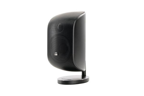 Large image of Bowers & Wilkins Mini Theatre M-1 Matte Black Satellite Speaker (Each) - FP31046