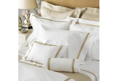 Matouk - M230LOWELLKCASMC - Bed Sheets & Pillow Cases