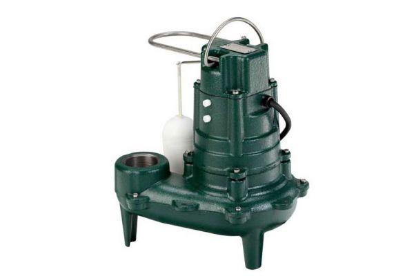 Zoeller sewage ejector pump