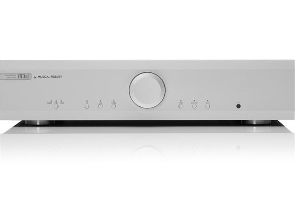 Large image of Musical Fidelity M3SI Silver Integrated Amplifier  - MUFIM3SISL