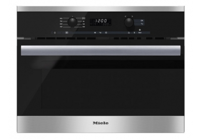 Miele - M6260TC - Microwaves