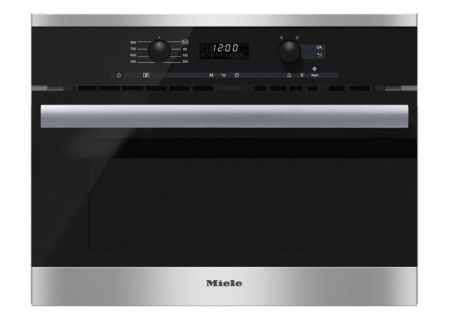 miele 24 pureline built in microwave oven m6260tc. Black Bedroom Furniture Sets. Home Design Ideas