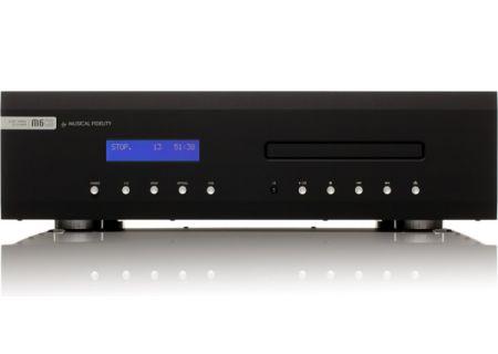 Musical Fidelity M6S Black CD Player  - MUFIM6SCDBK