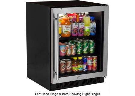 Marvel - MA24BCG1LS - Wine Refrigerators and Beverage Centers